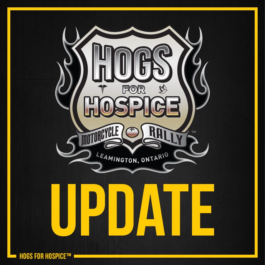 2020 Hogs for Hospice Update
