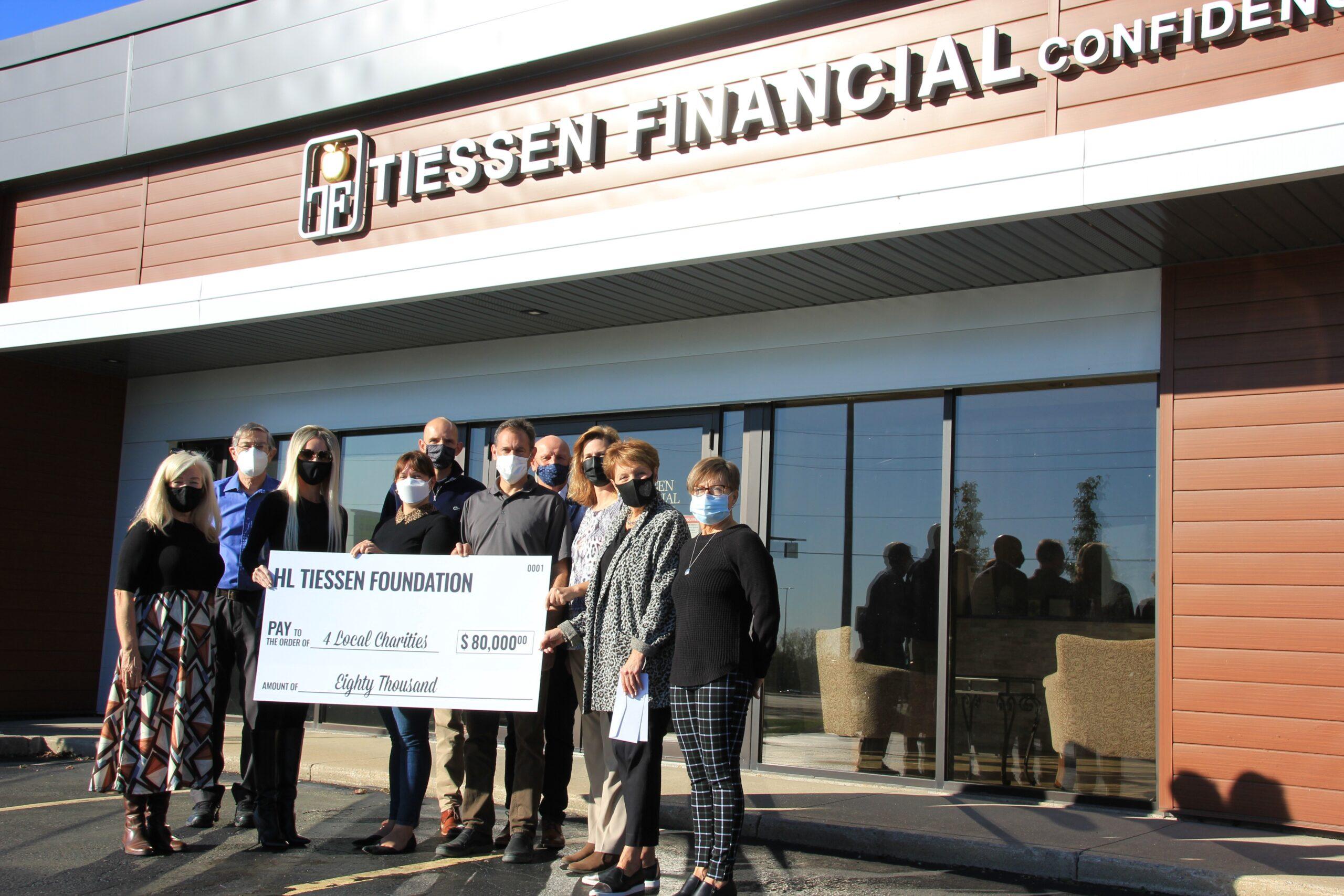 ESHF selected by HL Tiessen Foundation